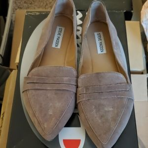 Steve Madden upper leather shoes